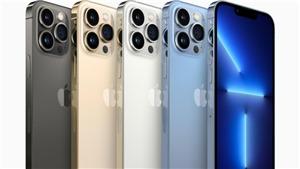 Apple ra mắt dòng sản phẩm iPhone 13, iPad mới và đồng hồ Apple Watch Series 7