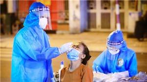 Bộ Y tế hướng dẫn xét nghiệm và phòng chống dịch khi tăng cường giãn cách