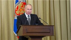 Nga chuẩn bị bầu cử Duma Quốc gia từ ngày 17-19/9