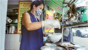 Nhiều hộ kinh doanh Hà Nội vui mừng khi được hoạt động trở lại