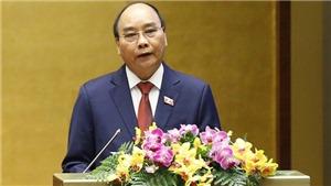 Chủ tịch nước Nguyễn Xuân Phúc gửi thư đến cử tri TP.HCM