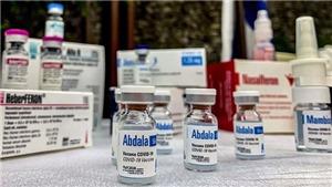 Bộ Y tế phê duyệt có điều kiện vaccine phòng Covid-19 Abdala