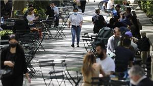 Mỹ: Không tiêm chủng không được vào nhà hàng ở New York