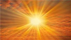 Chỉ số UV ở mức nguy cơ gây hại rất cao tại Trung Bộ và Nam Bộ