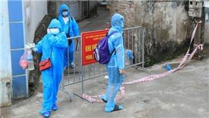 Chùm ca bệnh mới tại phường Kiến Hưng, Hà Đông ghi nhận 2 ca dương tính sống cùng nhà