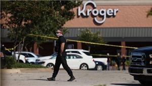 Mỹ: Tấn công bằng súng trong siêu thị làm 1 người chết, 12 người bị thương