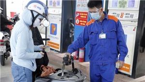 Giá xăng dầu tiếp tục tăng hơn 500 đồng/lít