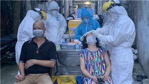 Hà Nội: Dỡ phong tỏa ngõ 328 và 330 đường Nguyễn Trãi vào 24h đêm nay