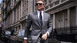 Daniel Craig chia tay siêu điệp viên 007: 'Bond đã thay đổi cuộc đời tôi'