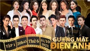 Top 16 thí sinh tranh tài tại 'Gương mặt điện ảnh' mùa 5