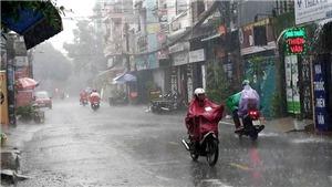Ngày và đêm nay, đề phòng thời tiết nguy hiểm tại các khu vực