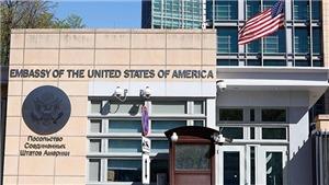 Căng thẳng ngoại giao Mỹ và Nga tiếp tục leo thang