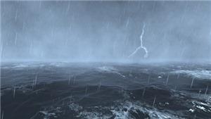 Bão Kompasu gần Biển Đông, nhiều khu vực có mưa to