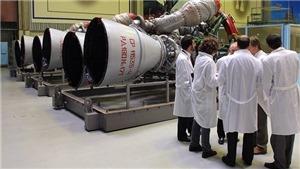 Nga dừng thử nghiệm động cơ tên lửa để dành nguồn oxy cho bệnh nhân Covid-19