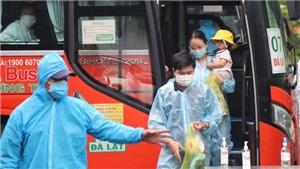 Cảnh báo giả mạo đưa đón người dân từ TP HCM về các tỉnh