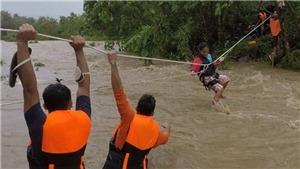 Bão Kompasu làm ít nhất 9 người thiệt mạng tại Philippines