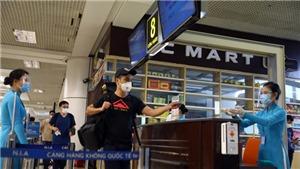 4 địa phương không áp dụng quy định cách ly tập trung hành khách đi máy bay
