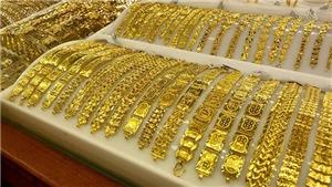 Giá vàng sáng 12/10 sát mốc 58 triệu đồng/lượng