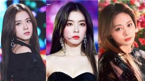 So kè thần thái 3 nữ Idol nổi bật nhất K-pop: Jisoo Blackpink, Irene, Tzuyu