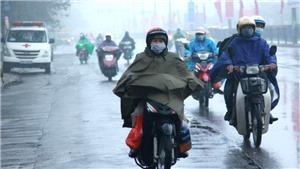 Bắc Bộ và Bắc Trung Bộ trời lạnh, vùng núi có nơi dưới 17 độ C