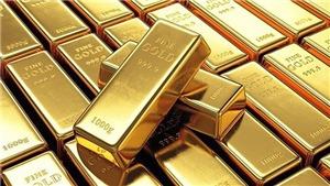 Giá vàng sáng 18/10 tăng 50 nghìn đồng/lượng