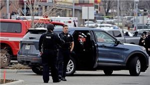 Lại xảy ra xả súng tại trường học ở Mỹ