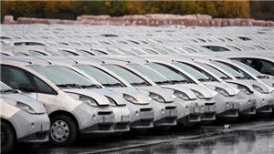 Ô tô điện chiếm gần 20% doanh số bán xe ở châu Âu