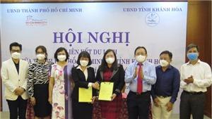 Đề xuất đưa du khách từ TP. Hồ Chí Minh đến Khánh Hoà nghỉ dưỡng