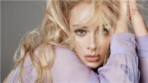 'Họa mi' nước Anh Adele trở lại quán quân trên Billboard Hot 100