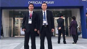 U20 Việt Nam lên tiếng ở World Cup, trọng tài Nguyễn Trọng Thư không được bắt V-League