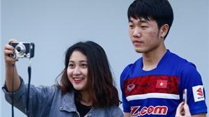 U20 Việt Nam chính thức hội quân, Văn Toàn và Xuân Trường có số áo mới