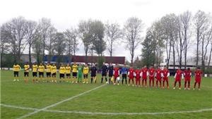 Đàn em Công Phượng ghi bàn, U20 Việt Nam thắng lớn tại Hà Lan