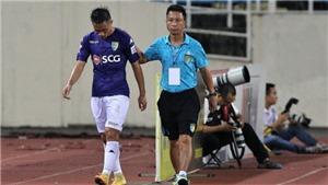 HLV Hà Nội FC bức xúc: Chí Công bị phạt 3 trận, sao Ngọc Đức lại là 8 trận?