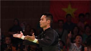 HLV Nguyễn Văn Hùng: 'Silat của Việt Nam đang bị Indonesia, Malaysia vượt lên'