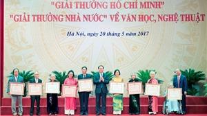 Toàn văn bài phát biểu của Chủ tịch nước Trần Đại Quang tại Lễ trao tặng Giải thưởng Hồ Chí Minh, Giải thưởng Nhà nước