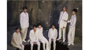 BTS tung bộ ảnh concept đầu tiên cho 'Map of The Soul: 7'