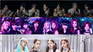 Những lần sao K-Pop hứng gạch đá bởi hành động thô lỗ: TWICE phớt lờ BTS, Blackpink bị hậu bối lườm nguýt