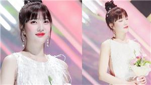 Joy Red Velvet khiến dân tình 'điên đảo' với visual tựa cô dâu xinh đẹp tại SMA 29th
