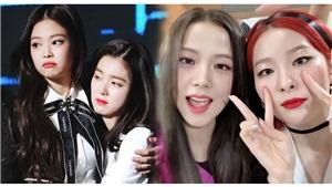 Tan chảy với khoảnh khắc Jennie 'bám dính' lấy hai thành viên Red Velvet và Irene Seulgi