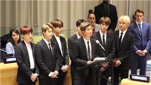 UNICEF tiết lộ lý do BTS được mời phát biểu tại Liên Hợp Quốc