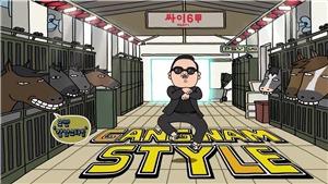 'Gangnam Style' lọt tốp 5 MV có lượt xem nhiều nhất thế giới