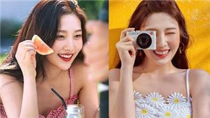 Đã mắt với loạt ảnh 'tươi như nắng Hè' của Joy Red Velvet