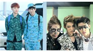 Top 15 trang phục thảm họa của các thành viên EXO