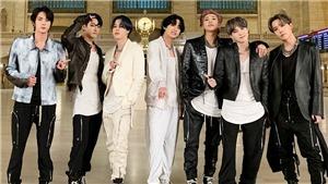 Chiêm ngưỡng BTS trình diễn 'ON' lần đầu tại show Jimmy Fallon