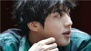 'Nín thở' chiêm ngưỡng cận cảnh góc nghiêng hoàn hảo của 'trai đẹp toàn cầu' Jin BTS