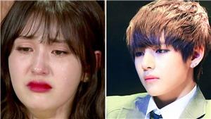 V BTS và 5 idol từng là nạn nhân của những kẻ bắt nạt học đường