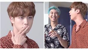 Chết cười khi Jin đanh đá, 'náo loạn' BTS trong hậu trường MV 'Dynamite'