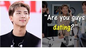 RM phản ứng cực 'gắt' khi BTS được hỏi về chuyện hẹn hò