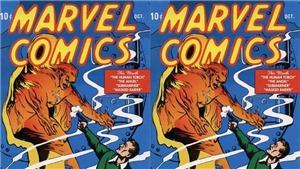 Cuốn truyện tranh siêu anh hùng đầu tiên của Marvel đạt giá triệu đô