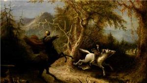 VIDEO: 'The Legend of Sleepy Hollow', câu chuyện ma đầu tiên của nước Mỹ